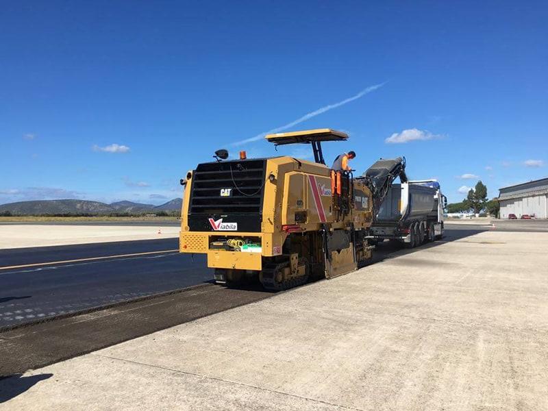 Aeroporto Alghero Riviera del Corallo > Pista